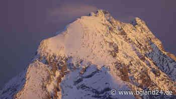 Ramsau: Bergwachteinsatz am 29. Mai am Watzmann - bgland24.de