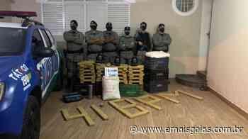 Polícia prende suspeitos de tráfico em Goiânia e Itumbiara - Mais Goiás