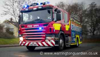 Firefighters called to house fire on Keswick Avenue in Orford - Warrington Guardian