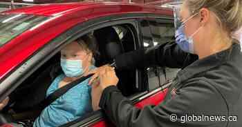 COVID-19: 23 new cases in Kawartha Lakes; Lindsay hospital drive-thru clinic gives 25,000th dose - Global News