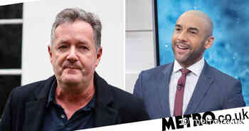 Piers Morgan takes another swipe at Alex Beresford after Meghan Markle row - Metro.co.uk