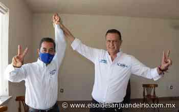 Alfonso Trejo impulsará desarrollo de Tequisquiapan - El Sol de San Juan del Río