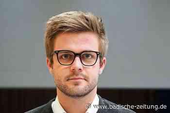 Der 22-jährige David Striegel führt zukünftig die Kenzinger CDU - Kenzingen - Badische Zeitung