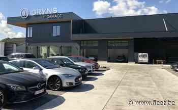Twee nieuwe herstelcentra in Etterbeek en Hasselt voor Cryns Carrosserie Center - FLEET.be - FLEET