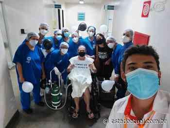 Covid-19 Prefeito de Ouro Branco vence e deixa hospital - Estado Atual