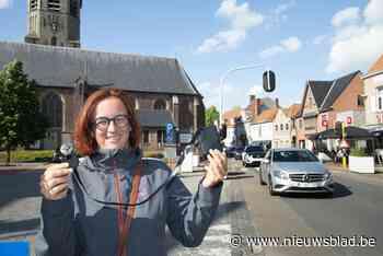 Groen wil verkeer meten met 'telramen' (Oostkamp) - Het Nieuwsblad
