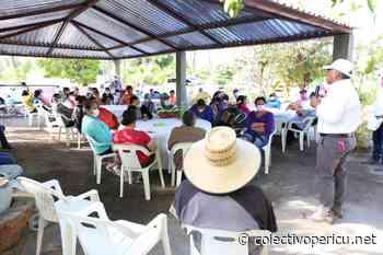 Pantoja en La Purísima y San Isidro hace compromisos en firme - Colectivo Pericu