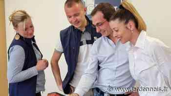 Malgré la crise, une jeune entreprise basée à La Francheville a recruté - L'Ardennais