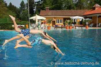 Schwimmbäder in Heitersheim und Staufen öffnen am 1. Juni - Heitersheim - Badische Zeitung