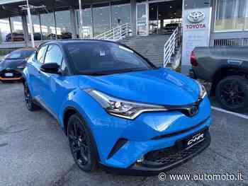 Vendo Toyota C-HR 1.8 Hybrid E-CVT Style nuova a Cirie', Torino (codice 8892457) - Automoto.it - Automoto.it
