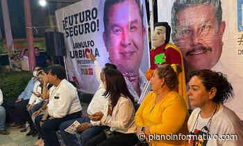 Arnulfo Urbiola cierra campaña en Rioverde - Plano informativo