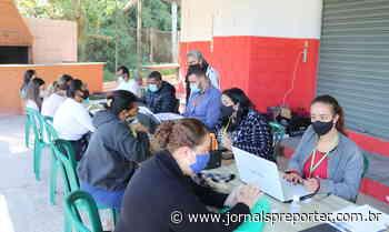 Itapecerica da Serra: Ação Social para programas sociais foi realizada no Jardim Campestre - Jornal SP Repórter News