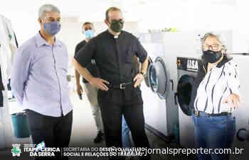SP Prefeitura de Itapecerica da Serra e Seminário Maria Mater Ecclesiae fecham parceria - Jornal SP Repórter News