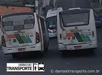 Prefeitura de Itapecerica da Serra revoga alvarás de cooperativa de ônibus e transportadores fazem protesto nesta sexta (28) - Adamo Bazani