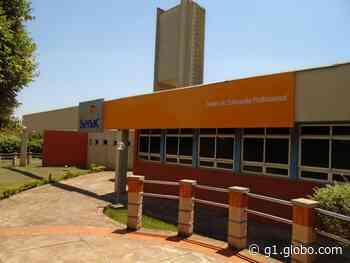 Senac em Ituiutaba abre vagas para novos cursos do programa de gratuidade - G1