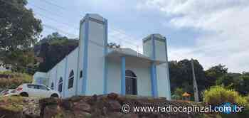 Rádio Capinzal transmite no domingo a inauguração da nova capela do Bairro Nossa Senhora dos Navegantes - Rádio Capinzal