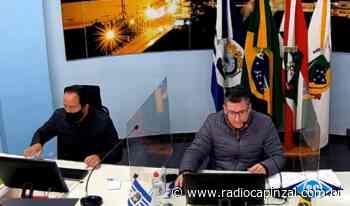 Vereadores de Capinzal autorizam repasse de R$ 40 mil ao Hospital Nossa Senhora das Dores - Rádio Capinzal