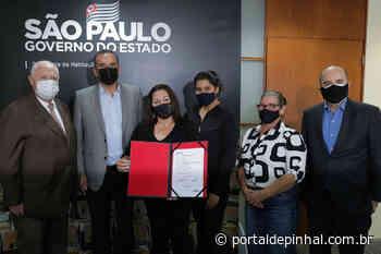 Itapira (SP): Estado inicia a construção de moradias no novo formato do Programa Nossa Casa - Portal de Pinhal ®
