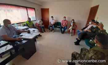 En Guamal buscan establecer medidas para garantizar la seguridad ciudadana - Opinion Caribe