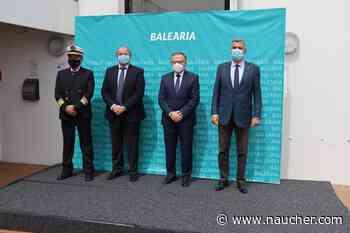 Baleària presenta en Melilla el ferry 'Hypatia de Alejandría', que realizará nueve salidas semanales - Naucher - NAUCHERglobal
