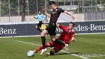 40 VfB Stuttgart II - FK 03 Pirmasens - VfB Stuttgart
