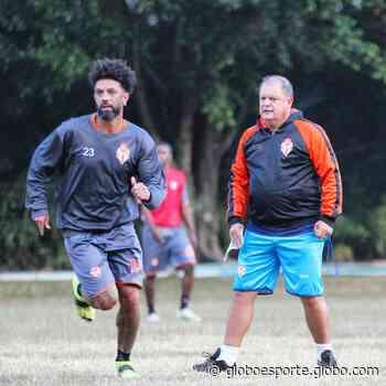 Edson Vieira se despede do Atibaia e avalia passagem pelo clube - globoesporte.com