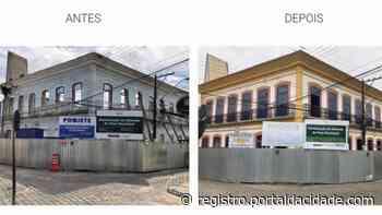 Monumentos do centro histórico de Iguape (SP) são entregues à população - Adilson Cabral