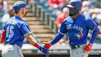 Hernandez, Tellez play long ball for victorious Blue Jays to begin doubleheader