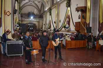 Estudia Cuautepec aforo para el próximo festejo al San Antonio de Padua - Criterio Hidalgo