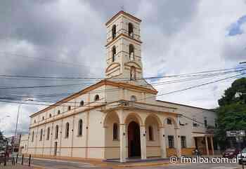 Domingo 30 de mayo, entronización de San Antonio de Padua - FM Alba
