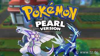 Pokémon Diamant und Perl Remake: Release-Datum steht fest - tz.de