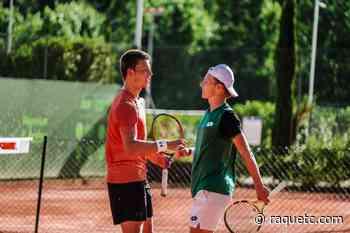 Jesper de Jong e Tim Van Rijthoven conquistam o Oeiras Open 4 - Raquetc