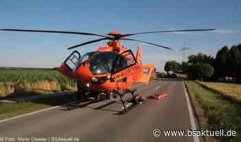 Zwei Schwerverletzte bei Motorradunfall bei Weitnau - BSAktuell