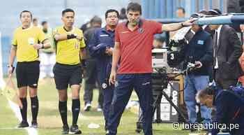 Gerardo Amelí suena como futuro entrenador de Cienciano - LaRepública.pe