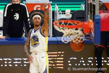 Warriors guard and UFA Kelly Oubre Jr. is aiming for at least $20 million - Blue Man Hoop