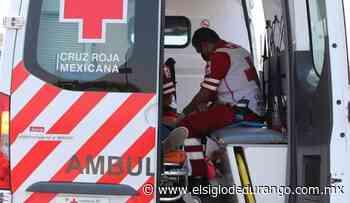 Volcadura en Pueblo Nuevo deja varios lesionados - El Siglo Durango