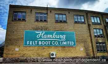 New Hamburg Through Your Lens: Genfoot Inc. Hamburg Felt Division company - The New Hamburg Independent