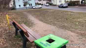 Mülleimer und Sauberkeit: Lückenschluss bei Abfallbehältern in Hohen Neuendorf gewünscht - moz.de