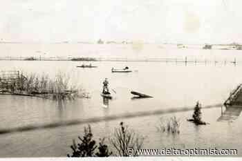 Delta throwback: Westham Island under water - Delta-Optimist