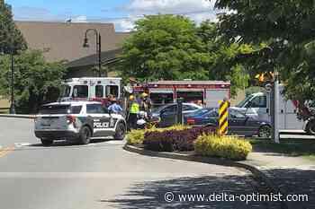 Pedestrian struck in Ladner - Delta-Optimist