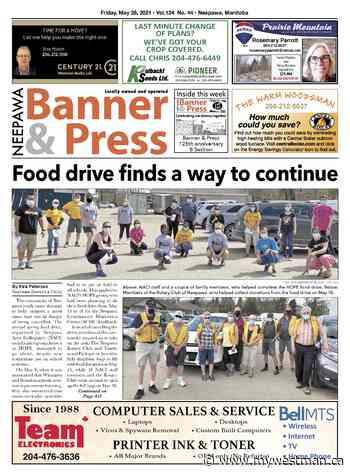 Friday, May 28, 2021 Neepawa Banner & Press - myWestman.ca