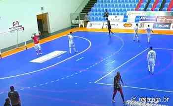 Marreco Futsal perde em Laranjeiras do Sul e segue mal no Paranaense - RBJ