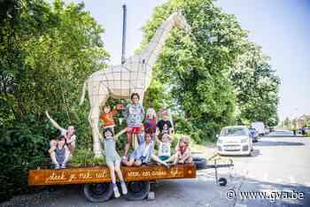"""Dag van het Saffierpark wil fietsostrade tegenhouden: """"Wij gaan door"""" - Gazet van Antwerpen"""