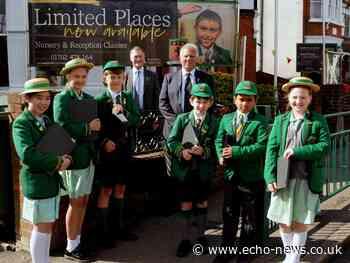 Saint Pierre School head in Leigh setting up parliament for children - Echo
