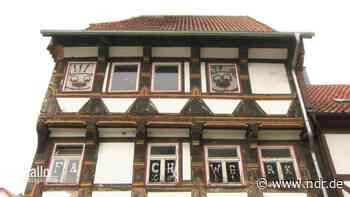 Fachwerk-Rettung: In Einbeck sollen Touristen mithelfen - NDR.de