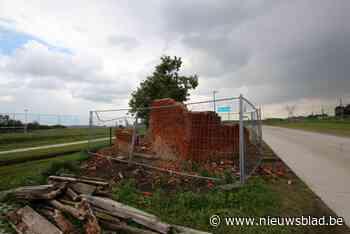 Oud bakhuisje wordt bewaard als ruïne (Mortsel) - Het Nieuwsblad