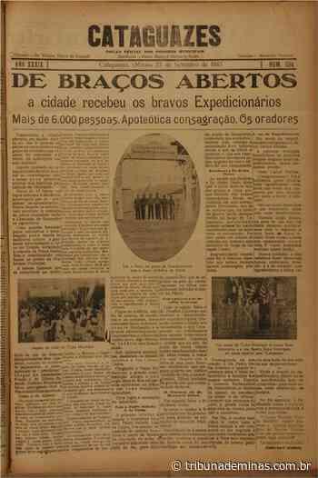 Cataguases centenária - Tribuna de Minas
