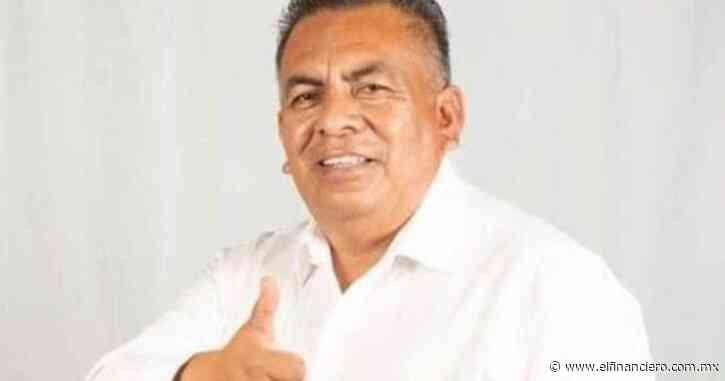 Porfirio Lima, candidato del Verde a la alcaldía de Acajete, Puebla, está desaparecido - El Financiero