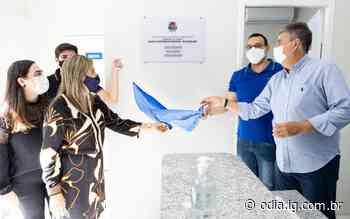 Prefeitura de Vassouras inaugura nova unidade de saúde - Jornal O Dia