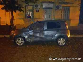 Mais um acidente registrado em Dom Pedrito - Qwerty Portal
